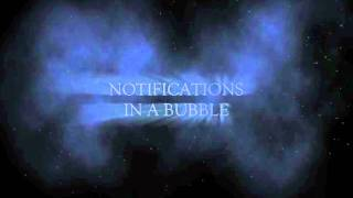 Notification Bubbles Free YouTube video