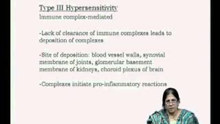 Mod-08 Lec-15 Hypersensitivity Types 2, 3 ,4 And Autoimmunity