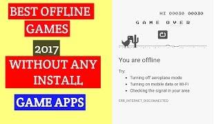 Top Best Offline Games 2017  Without installing any Games appsNamshkar dosto aj me phr ek video laya hu aj hm bat krenge kaise aap apne andriod mobile me bina koi v aaps install kiye hua offline games khel sakte haiSubscribe aur channel for more videosNew video check this..Agr aapko mera ye video pasnd aaya to like Share subscribe krna na bhule.....Follow me on Facebook-https://goo.gl/gT1Ew6Follow me on Twitter-https://goo.gl/FdtGjxFollow me on Instagram-https://goo.gl/vjq15pLIKE ◆ SHARE ◆ SUBSCRIBE