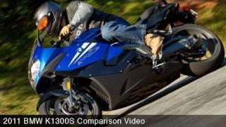 10. MotoUSA Road Sport Comparo:  2011 BMW K1300S