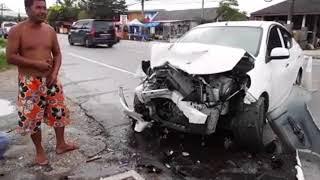 تايلاند.. حادث مروري مروع يودي بحياة سائحين روسيين