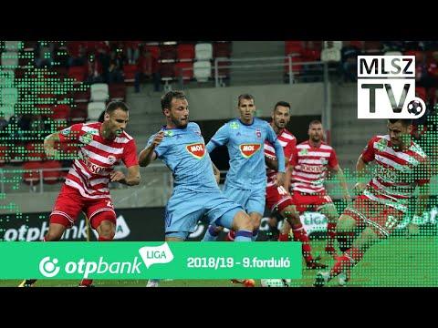 9. forduló: DVTK - Vidi 0-1 (0-0)