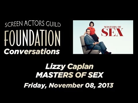 Lizzy Caplan - Q&A with Lizzy Caplan. Moderated by Jarett Wieselman, ETonline MASTERS OF SEX stars Michael Sheen and Lizzy Caplan as real-life pioneers of the science of hu...