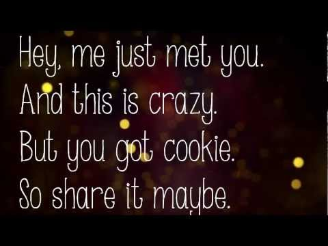 Video Cookie Monster: Share It Maybe Lyrics Video [Call Me Maybe Parody] download in MP3, 3GP, MP4, WEBM, AVI, FLV January 2017