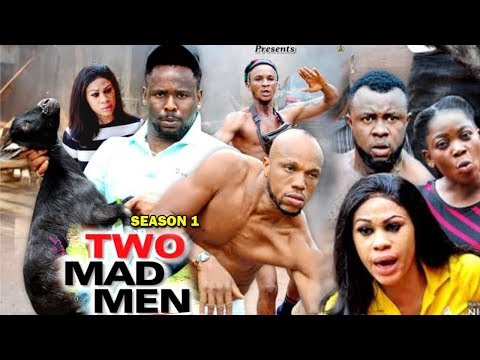 Two Mad Men Season 1 - Zubby Michael (New Movie) 2020 Latest Nigerian Nollywood Movie Full HD