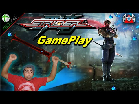 strider xbox one gameplay