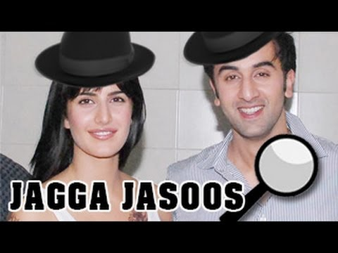 Ranbir Kapoor ROMANCES Katrina Kaif in Jagga Jasoo