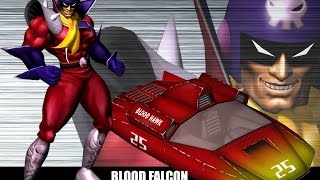 Blood Loss – A Smash 4 Falcon Combo/Highlight Video