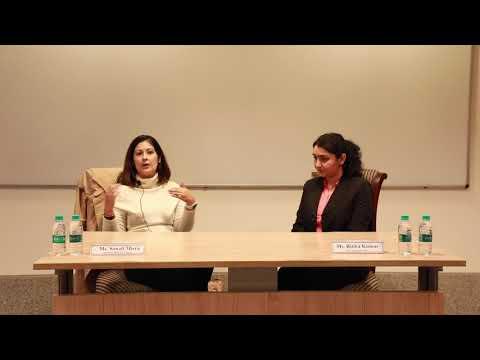 Placement Talk | Bain & Company | Sonali Misra, HR - India Head