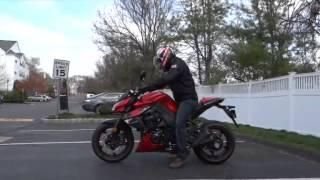 7. Kawasaki Z1000 First Look Apr 15 2012