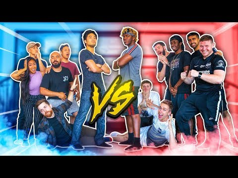 NIGAHIGA VS SIDEMEN - THE ULTIMATE CHALLENGE