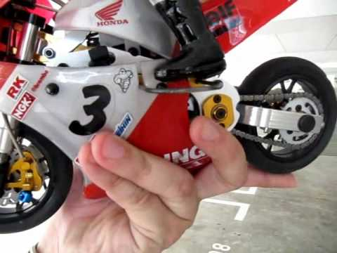 MotoGP in the Palm of Your Hand