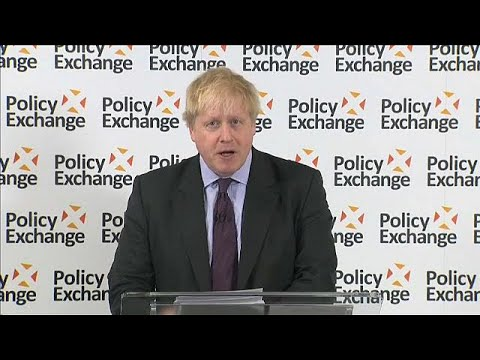 Boris Johnson: Neues Brexit-Referendum wäre Verrat