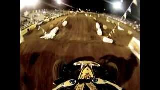 9. GoPro 8 year old racing Can Am DSX 90 at the Faircross(Arena Cross)in Mountain Home, Arkansas