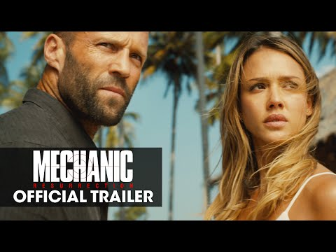 Mechanic: Resurrection (Trailer)