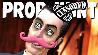 Video THIS WILL PROBABLY BE BANNED | Prop Hunt #43 MP3, 3GP, MP4, WEBM, AVI, FLV Oktober 2018