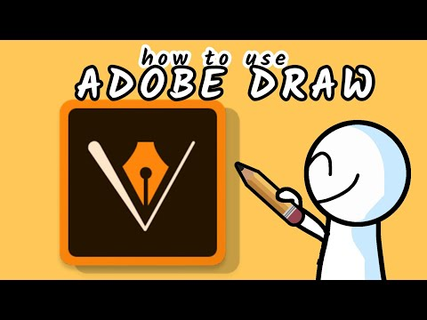 How To Use Adobe Illustrator Draw On Your Android/ IPhone Mobile Devices
