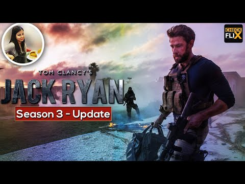 Jack Ryan Season 3: When Will It Release? and Know About It's Cast Detail- Checkflix
