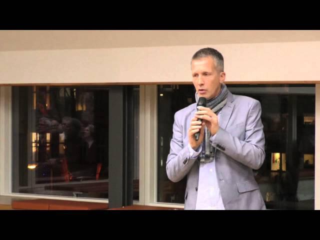 Marcus Schmieke beim Spirit Netzwerk: Ego, Ich, Selbst - wer bin ich? Berlin, 24.11.2015