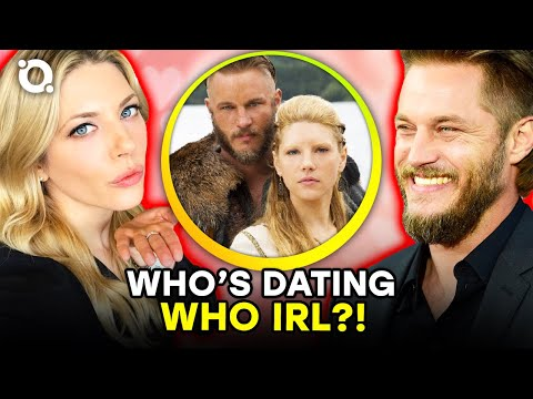 Vikings: The Real-life Partners Revealed | ⭐OSSA