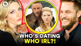 Vikings: The Real-life Partners Revealed   ⭐OSSA