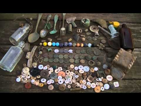 found - This was an Amazing treasure hunt. I went metal detecting and screening inside of an Old School house and i racked up on coins. I probably dug 20 coins if no...