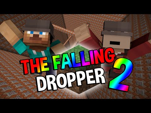 Minecraft: THE FALLING 2 (Dropper)