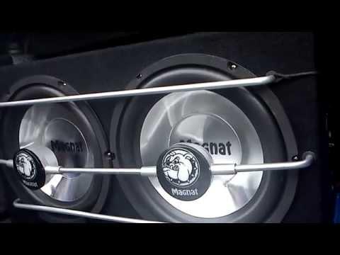 Subwoofer Magnat Neoflex 230 (видео)