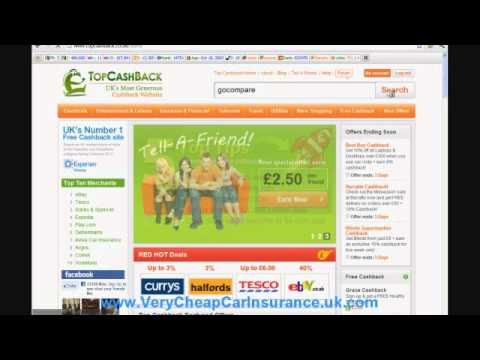 How To Find Very Cheap Car Insurance – Stage 1