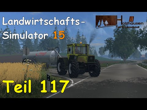 Let's Play Together LS15 Teil 117 - NEUE MODS [Holzhausen] | Liongamer1