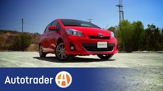 2013 Toyota Yaris: New Car Review - AutoTrader