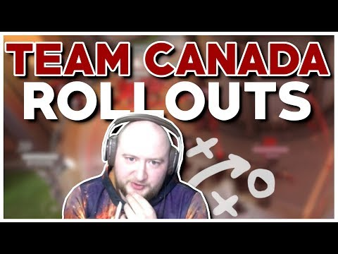 Jayne Reviews Team Canada Rollouts! - Overwatch World Cup Analysis