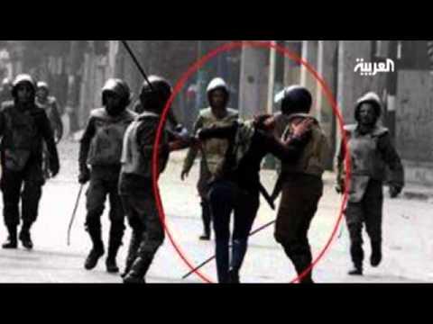 معركة الفيديوهات تشتعل بين الجيش المصري وثوار التحرير