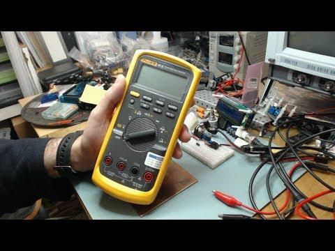 Fluke 87V Calibration