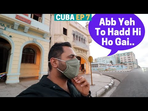 Cuba Ki Rajdhani Me Ek Aur Jhatka Intezaar Kar Raha Tha..