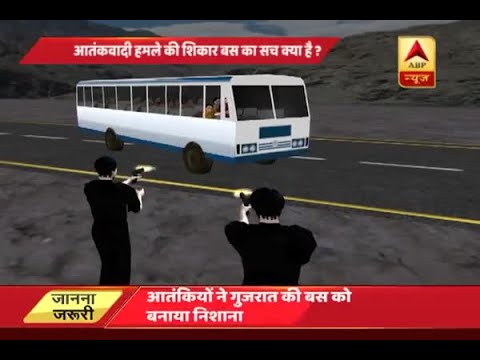 Amarnath Terror Attack: EXCLUSIVE: Know how the bus was separated from convoy