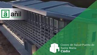 Añil finaliza la construcción de un centro de salud en El Puerto de Santa María