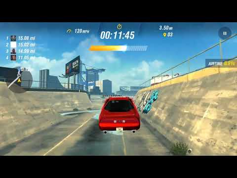 Fast & Furious Takedown - Distance - Acura NSX (2000)