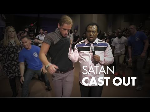 SATAN CAST OUT - Powerful Deliverance