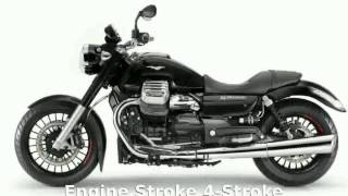 9. 2013 Moto Guzzi California 1400 Custom - Details and Specs