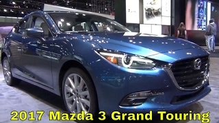 Exterior & Interior  2017 Mazda 3 GT