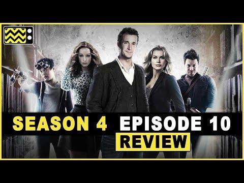 The Librarians Season 4 Episode 10  Review & Reaction | AfterBuzz TV