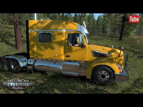Volvo VNL Truck Shop v1.4+ (BSA Revision) for ATS v1.32