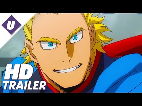 My Hero Academia: Two Heroes - Official Dubbed Trailer #2 (2018)