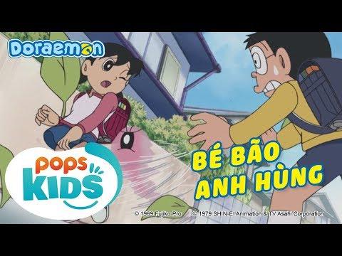 [S6] Doraemon Tập 274 - Bé Bão Anh Hùng - Hoạt Hình Tiếng Việt - Thời lượng: 21:51.