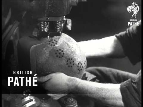1946 Footage Shows the Helmets of German Soldiers Being Turned Into Soup