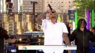 Chris Brown Live Today Show 2011 FULL!