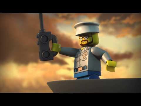 Lego city 2014 серия лего сити 2014