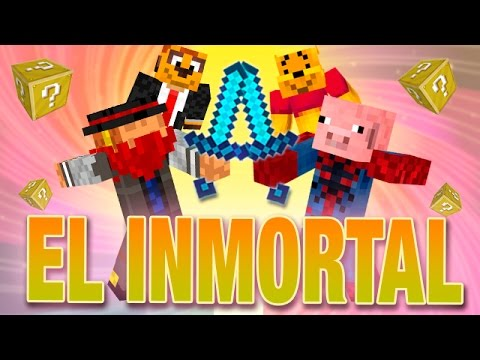 ES INMORTAL! | LUCKY BLOCKS C/Luh, Macu y Exo