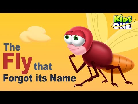 The Fly that Forgot It's Name | Funny Short Story For Kids